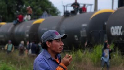 Piden a gobernador crear política migratoria en Tabasco