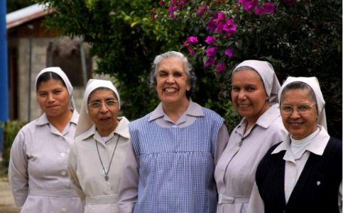 Religiosas del Hospital San Carlos-Altamirano