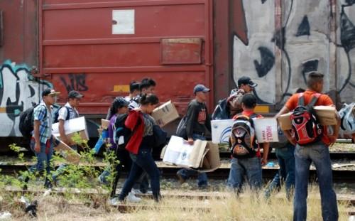 migrantes-llegando-a-Ixtepec-600x374