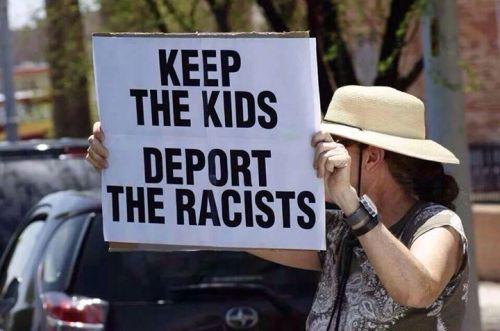 deportación de Niñas y Niños Migrantes