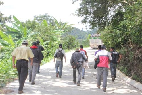 desplazamiento, riesgo de despojo y amenazas a Bases de Apoyo del EZLN