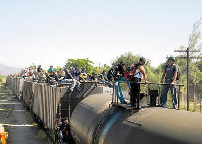 Violencia en Centroamérica provoca migracion