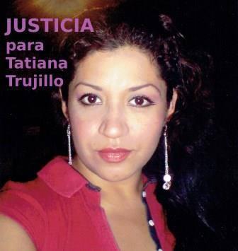 Justicia para TatianaTrujillo