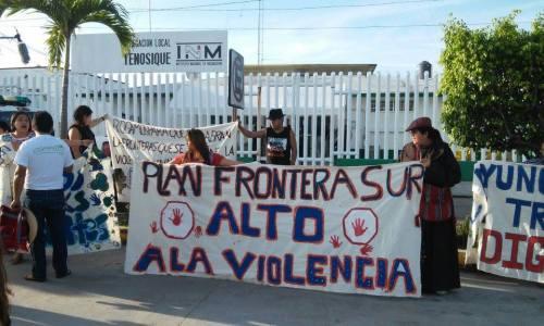 Alto-a-la-violencia-del-PFS-Migrantes