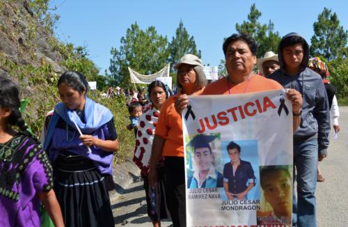 Ayotzinapa-Acteal