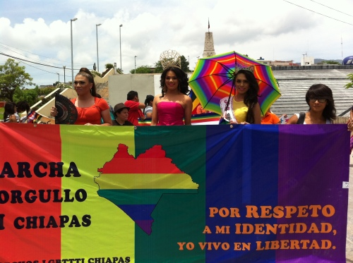 marcha-gay-Chiapas