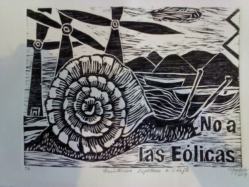 No Eolicas-Oaxaca