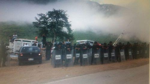 Policias-presa Chicoasen