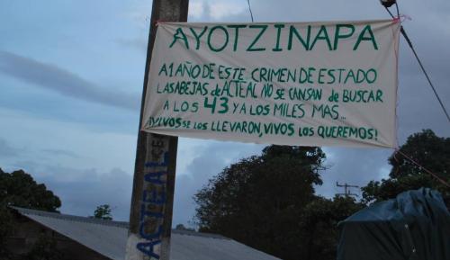 Acteal-Ayotzinapa